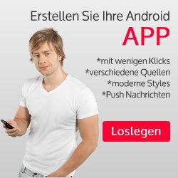 Eigene Android-App erstellen
